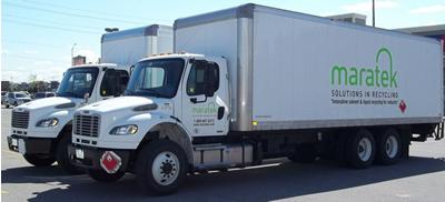 Maratek Truck