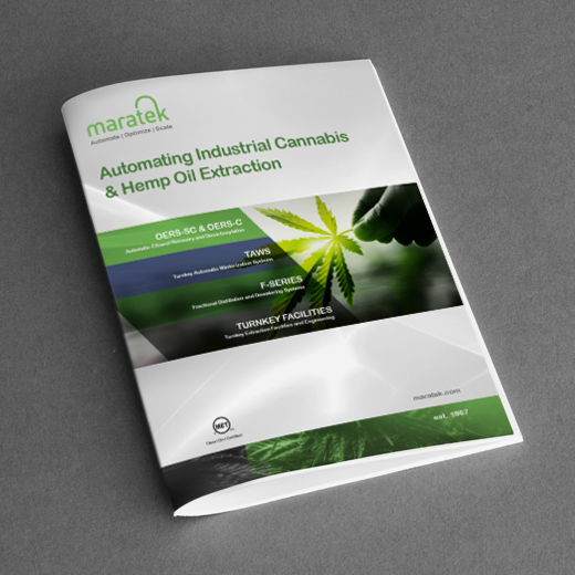 Automating Industrial Cannabis & Hemp Oil Extraction