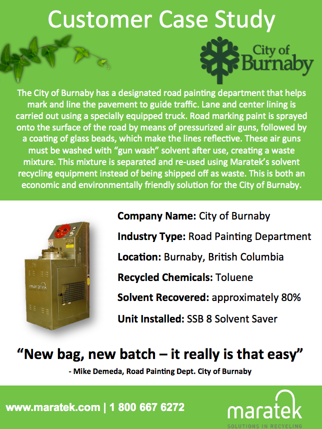Burnaby Case Study