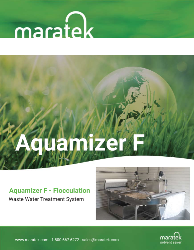 Maratek WWT Wastewater Treatment