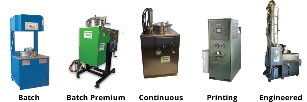 Maratek Solvent Saver Recycling & Recovery Equipment