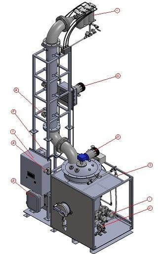 Maratek Custom Solvent Recycling Engineered Equipment