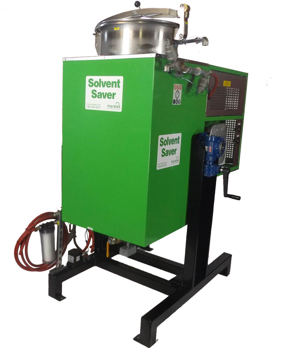 Maratek Solvent Recycling Equipment