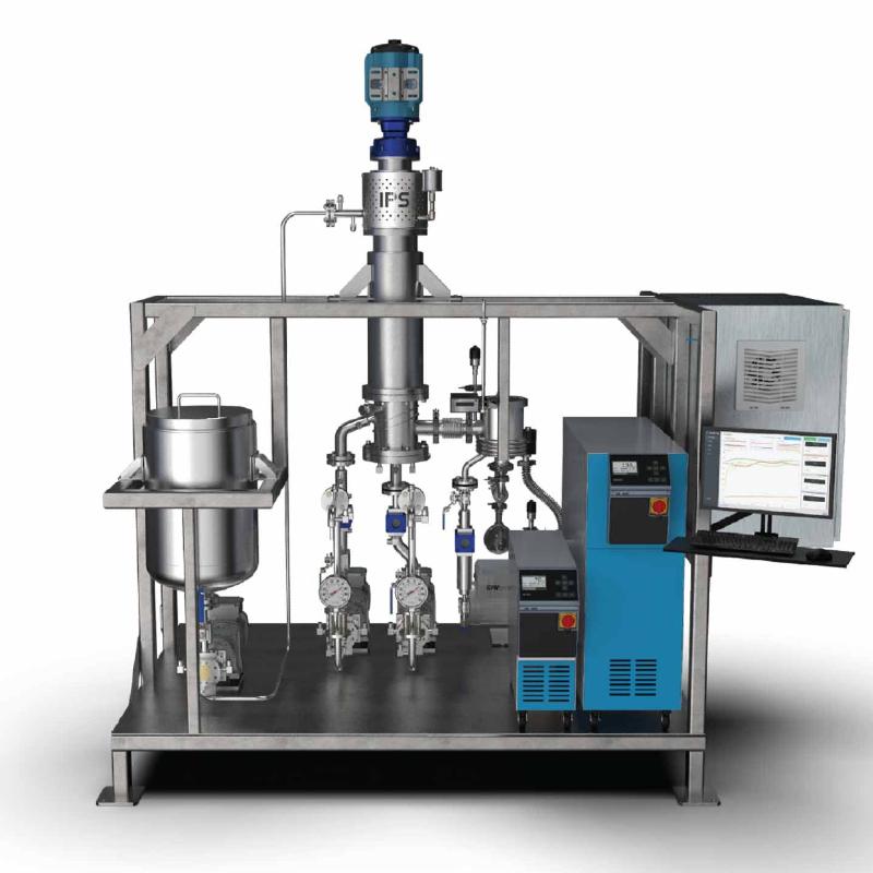 thin-film-distillation-single-stage-stainless-steel