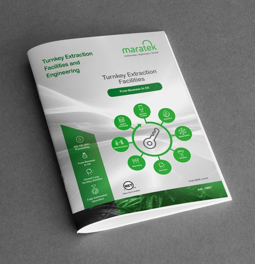 Turnkey Extraction Brochure Cover