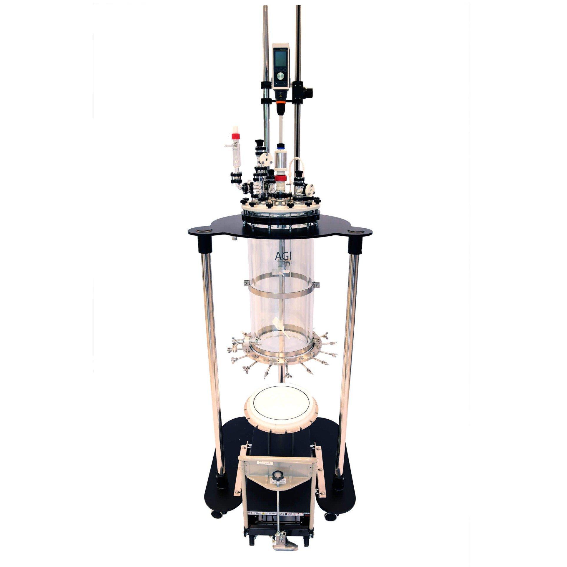 50L glass filter reactor-1