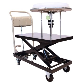 Isolate Equipment Mobile Cart(350)