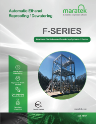 Fractional Distillation and Dewatering Systems - F-Series